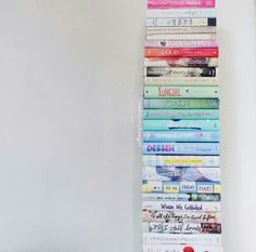 book tower by readsleepfangirl