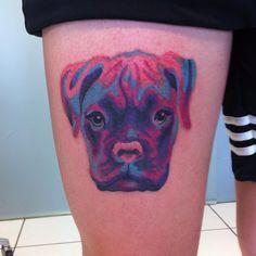 tattoo sobre perros