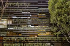Following the successful completion of Falcón I headquarters in 2003, the client retained Rojkind Arquitectos for the design of its expansion. Falcón, a supp...