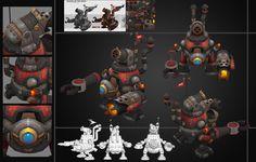 ArtStation - 3D, Lei Liao
