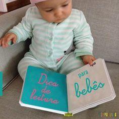 É importante incentivar a leitura desde cedo. Como formar uma biblioteca para o bebê?