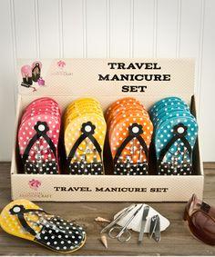 83b7215ea158eb Adorable flip flop design manicure sets. Beach Wedding FavorsBridal ...