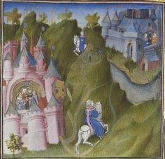 Pierre Salmon, Réponses à Charles VI.., 1409-1410, 57v http://www.europeanaregia.eu/en/manuscripts/paris-bibliotheque-nationale-france-mss-francais-23279/en