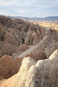 Valles Calchaquies, Argentina, Ruta 40