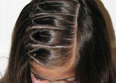 Easy Hairstyles Children