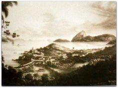 Igreja e Morro Nossa Senhora da Glória - Rio de Janeiro