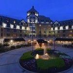 Six Places to Get Married in Virginia :: Hotel Roanoke, located in Roanoke, Virginia