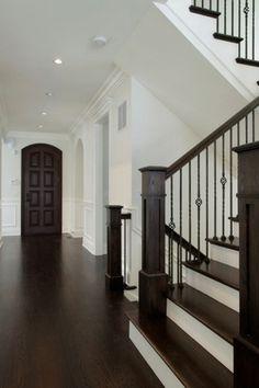 2018 Hardwood Flooring Trends Dark Oak Laminate Engineered Wood Floors