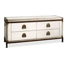 Ludlow Trunk Media Console $1500