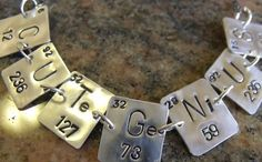 On top of being into vintage I'm also a geek. Love this bracelet.