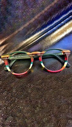 4f84dfb45a02 ONDA MULTICOLOR di Pollipò Occhiali - Handmade in Italy Eyewear