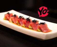 Zukkini to Maguro - TokYo! Restaurante Café Londrina. #soutokyo #restaurante #japones #londrina #rodizio #japanese #food #chef #adriano #kanashiro #cooking