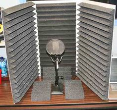 #DIY #sound proofing. #voice #actor #voiceover #vo  www.laughingamidwoe.com