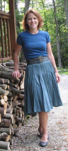 23 August 2010 - Rainy Days and Mondays Kilt Skirt, Dress Skirt, Calvin Klein Outlet, American Apparel Skirt, Valley Girls, Full Skirts, Rainy Days, 23 August, Men Dress