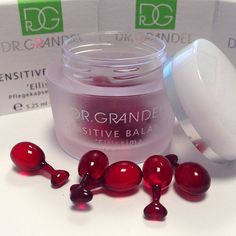 SENSITIVE BALANCE 'Ellissima von DR. GRANDEL.  #cosmetic #beauty #germany #dream #luxus #madeingermany #augsburg