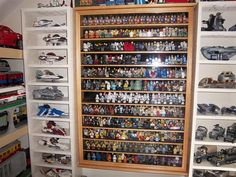 LEGO Star Wars Forum | From Bricks To Bothans • View topic - Star Wars Minifigures On Display