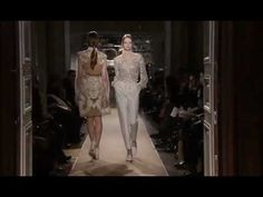 VALENTINO HAUTE COUTURE SPRING/SUMMER 2012 - my favourite <3