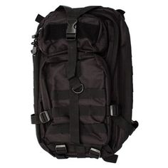 BACKPACK, SMALL BLACK