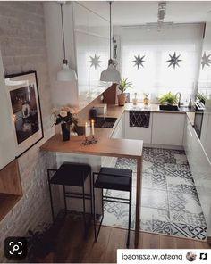 40 Best Kitchen Interior Design Ideas 2019 – Page 4 of 40 - Home Decor Design Modern Kitchen Design, Interior Design Kitchen, Kitchen Layout, Kitchen Decor, Kitchen Ideas, Küchen Design, Design Ideas, Design Shop, Design Concepts