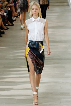 Preen Spring 2013 RTW - Review - Fashion Week - Runway, Fashion Shows and Collections - Vogue - Vogue