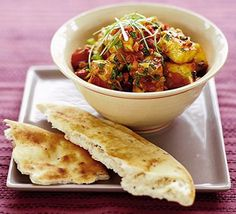 Indian cheese paneer makes a great vegetarian dish as it holds its form- flavour with fenugreek and garam masala