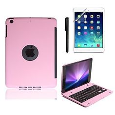 iPad Mini Case with Keyboard, BoriYuan Slim Wireless Blue...