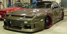 import tuner nissan Photo(s) - Album Number: 5061 Tuner Cars, Jdm Cars, Cars Auto, My Dream Car, Dream Cars, Nissan 180sx, Japanese Domestic Market, Nissan Infiniti, Shops