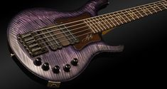 Gary Grainger 5 String Bass, got to play one of these a while back.  I've missed it ever since.