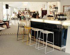 Food Culture Club pop resturant interior design/ styling.