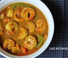 Jamaican Curry Shrimp Recipe | Cook Like a Jamaican
