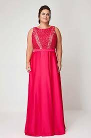 Resultado de imagem para vestidos de festa plus size
