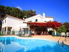 Troia vacation villa rental - Vacation Villas, Divas, Swimming Pools, Portugal, Smoke, Mansions, Park, House Styles, Troy