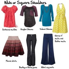 Wide or Square Shoulders, Wardrobe Therapy, Imogen Lamport