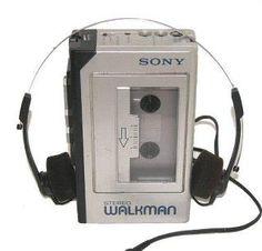 Sony Walkman | 90s Style