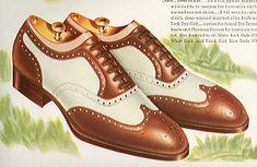 Elyot-Shoes  Co-respondent Shoes