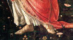 La Primavera Di Botticelli | rosa curiosita e significato il fiore della rosa e il