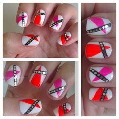 Instagram photo by  glittertip  #nail #nails #nailsart