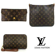 136e31409ede Louis Vuitton Coated Canvas