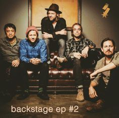 Backstage 'Ep 2' 2013 Switchfoot
