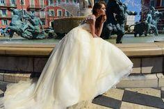 Роскошная предколлекция DOMINISS поразила Ниццу! Скоро, только в лучших салонах города, Вы сможете купить шикарные платья DOMINISS! // Luxurious previw collection of DOMINISS staggered Nice! Soon, only in the best salons of city, you will be able to buy the chic dresses of DOMINISS!  #weddingday #beautiful #fashion #model #amazing #style #weddingfashion #photographer #bridalfashion #couture #weddingblog #невеста #свадьба #свадебноеплатье #dominiss