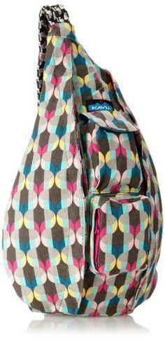 KAVU Rope Bag, Lantern Stripe, One Size KAVU, i will love this for my birthday