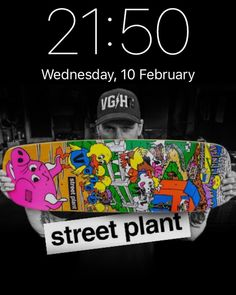 My #mikevallely #vallely #streetplantbrand #barnyard iPhone lockscreen wallpaper. Keeps reminding me of the skating season to come....in a few months