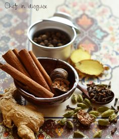 How to make Arabic 7 spice mix at home