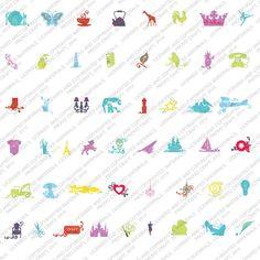 Cricut Free Cut of the Week: Wall Decor and More Digital Image Set (April 22 - April Diy Wall Decor, Home Decor Wall Art, Bedroom Decor, Diy Home Crafts, Decor Crafts, Cricut Baby Shower, Box Spring Cover, Vinyl Wall Art, Wall Décor