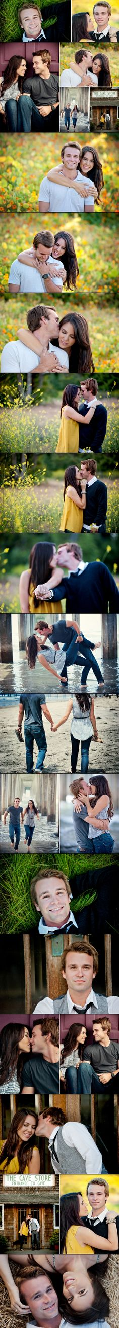 Engagement Photo Poses