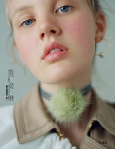 Noa Vermeer by Dario Catellani for Vogue Me August 2016 5