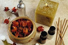 óleo aromaterapia