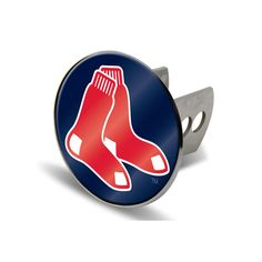 Boston Red Sox MLB Laser Cut Hitch Cover