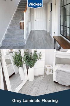 Living Room Ideas Uk, My Living Room, Living Room Designs, Living Room Decor, Bedroom Decor, House Staircase, Staircase Design, Modern Staircase, Entrance Hall Decor