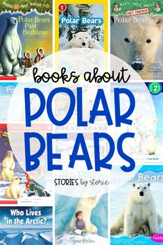 If you are ready to start your unit on Polar Bears, you will want to have a handful of books available that your students can both read and comprehend. Here are some of my favorite polar bear books for students.